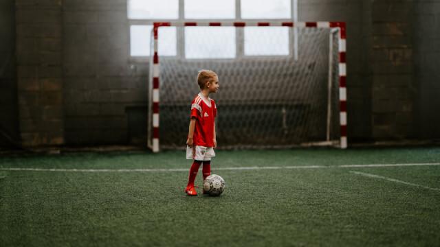 サッカー大好き人間